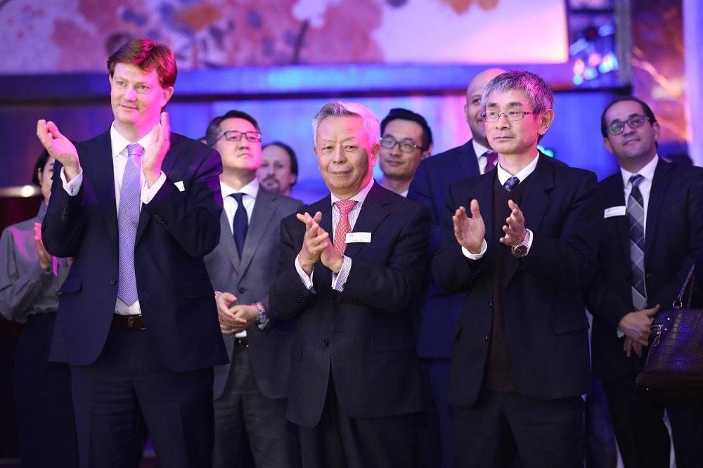 2018 AIIB New Year Reception