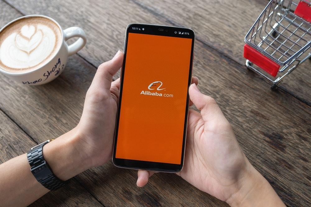 Alibaba phone