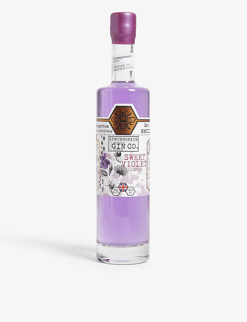 zymurgorium sweet violet liqueur