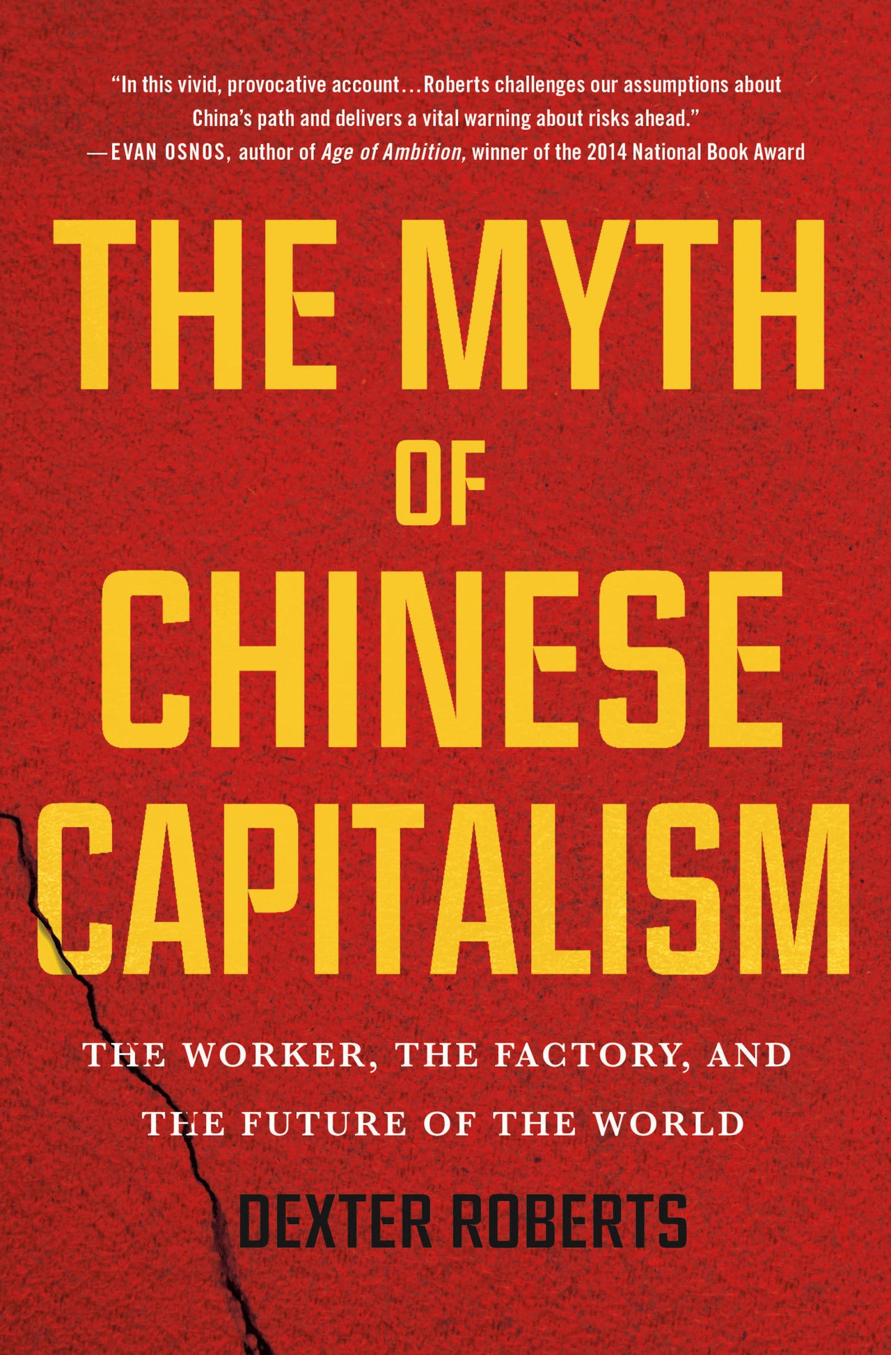 Myth of Chinese Capitalism cover image